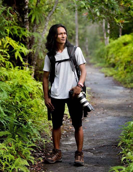 Arbain from Orangutan Trekking Tours