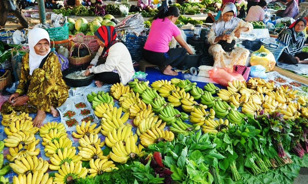 Sabah Market Borneo