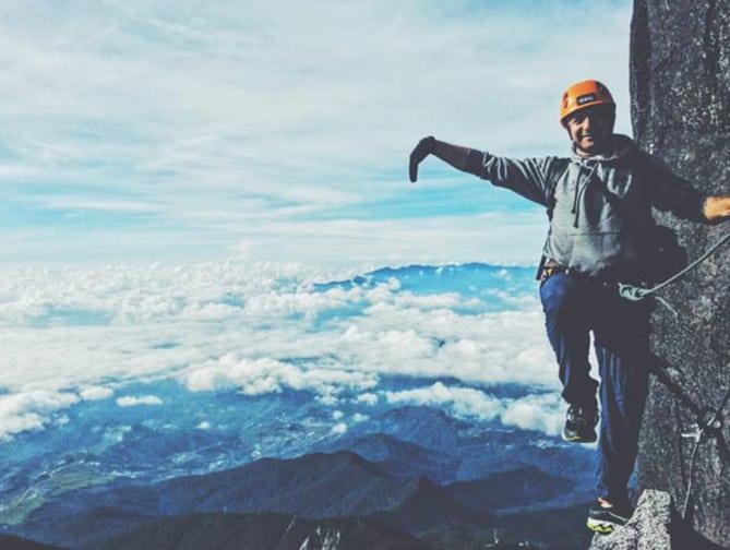 Mount Kinabalu Borneo