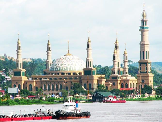 Samarinda Islamic Centre Borneo