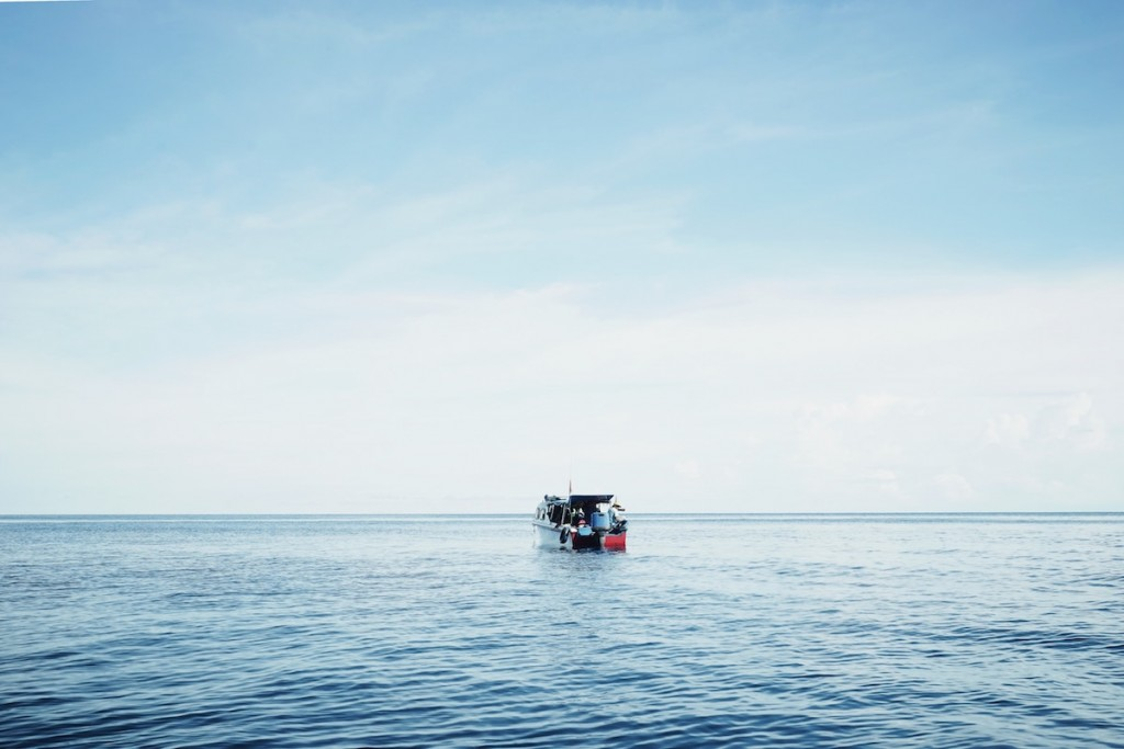 Exploring the Derawan Archipelago